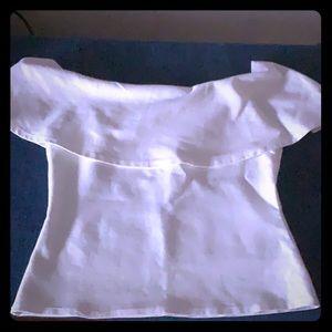 AKIRA Tops - Off-the-shoulder spandex top